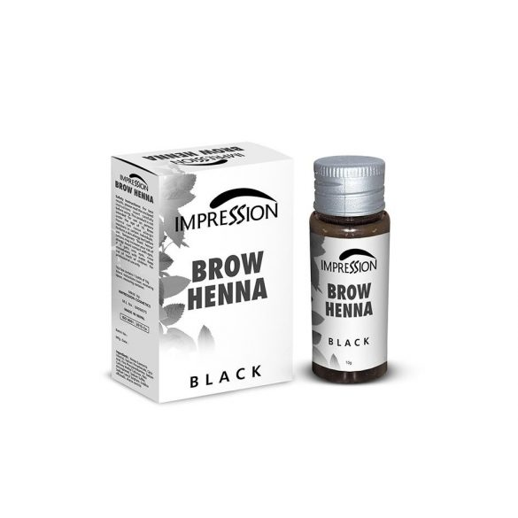 IMPRESSION BROW HENNA- BLACK