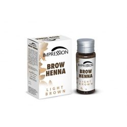 IMPRESSION BROW HENNA- LIGHT BROWN